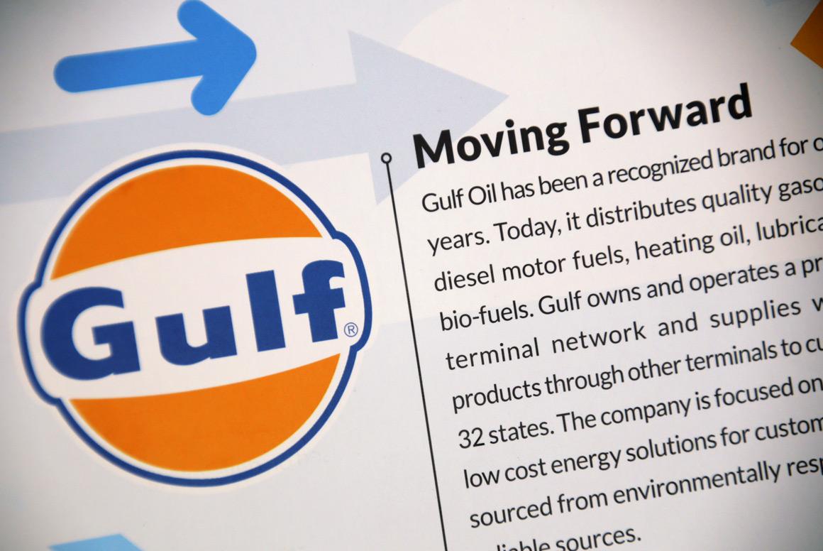 Gulf Moving Forward