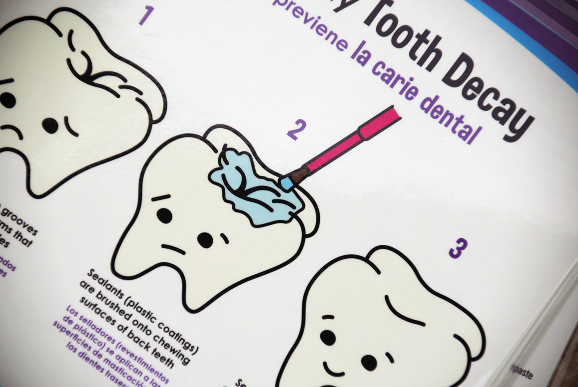 Teeth First Information Booklet