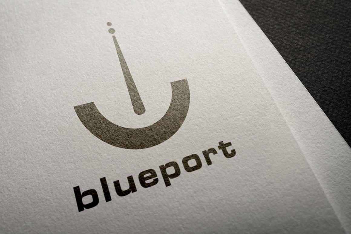 Blueport Wireless - Logo Design
