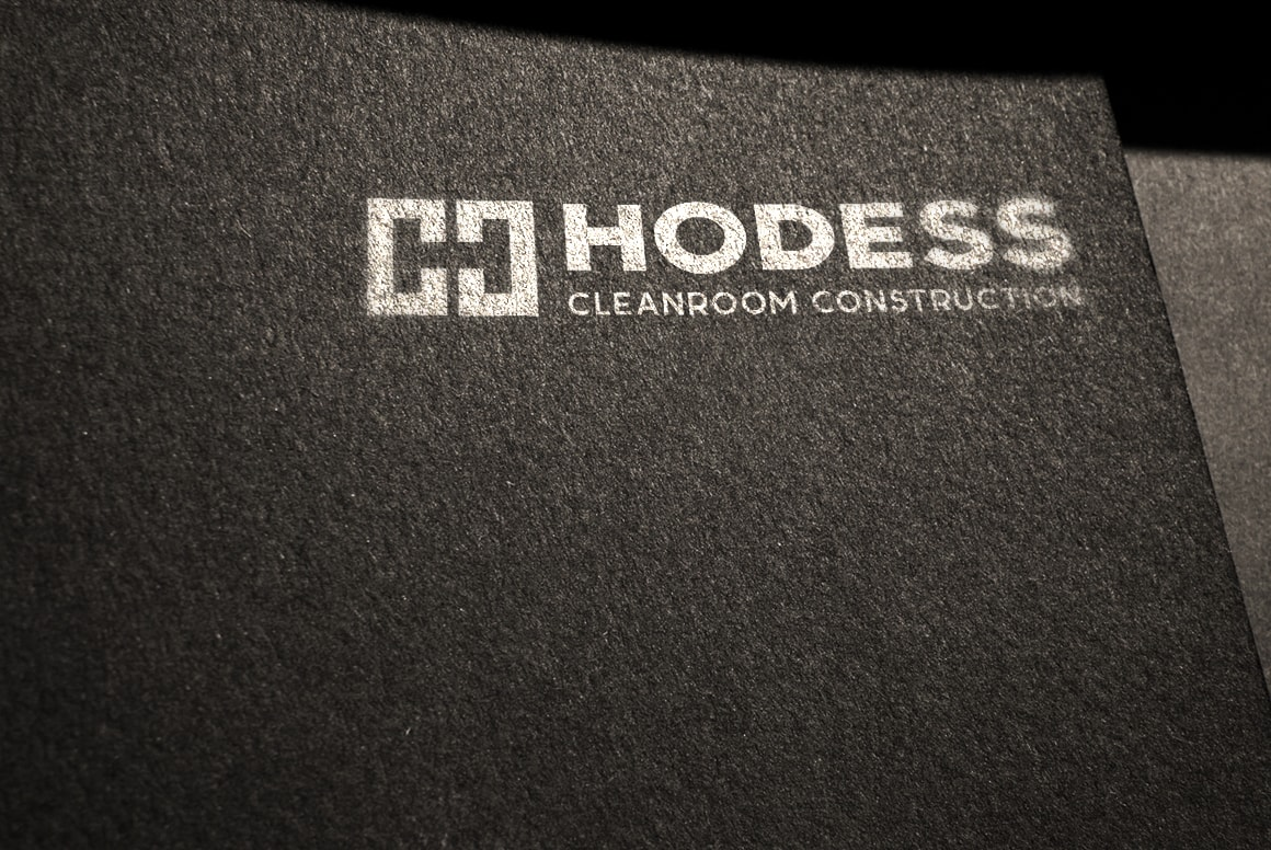 Hodess Cleanroom Construction - Branding