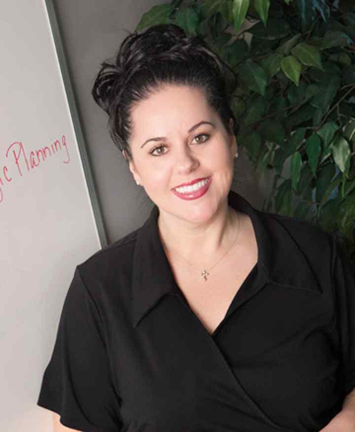 Evangelia Plezia - Accounts Director