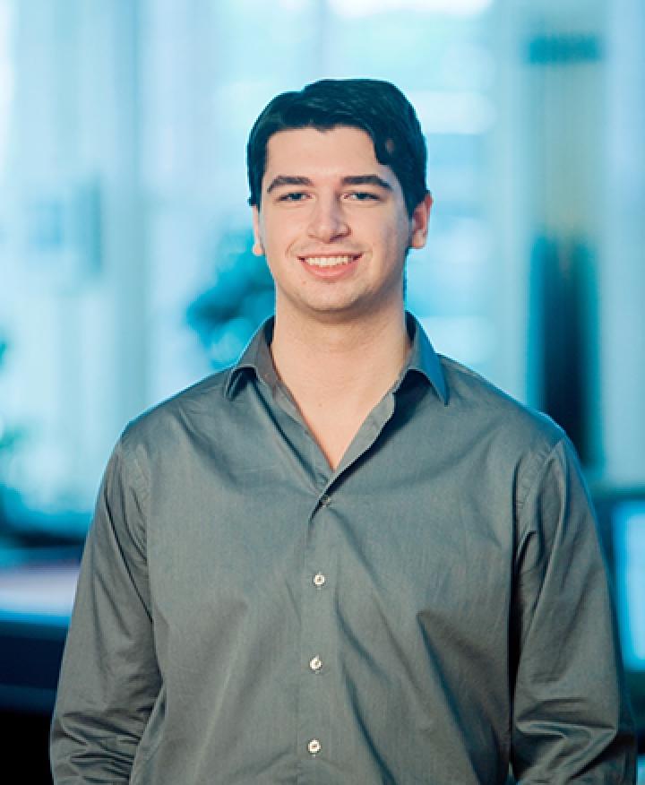Piero Negovetti - Web Developer.