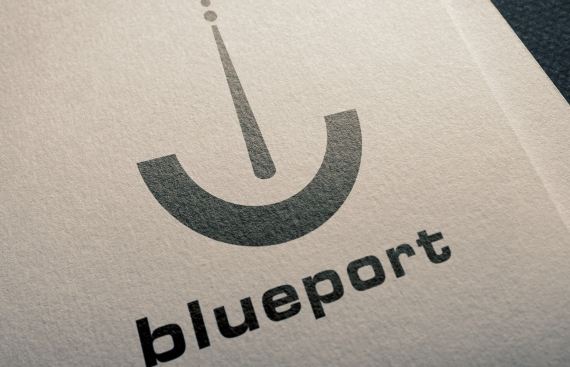 Blueport Wireless - Logo Design