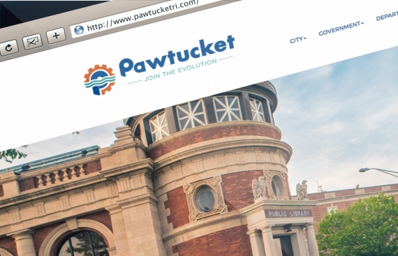 City of Pawtucket - Responsive Web Design and Drupal Web Development