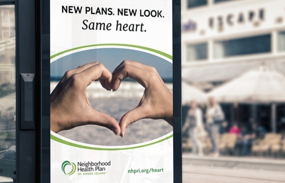 Neighborhood Health Plan of Rhode Island - Outdoor Advertising