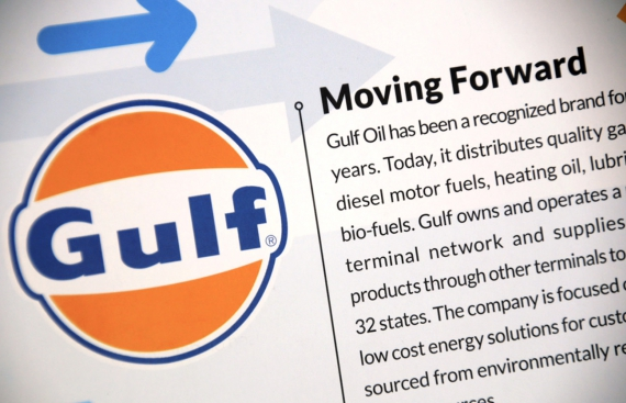 Gulf Moving Forward
