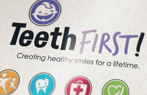 TeethFirst! - Logo Design